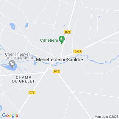 bed and breakfast Ménétréol-sur-Sauldre