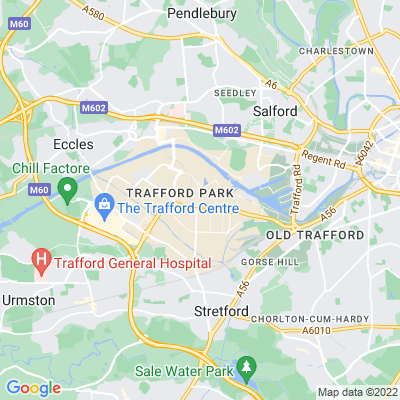 Trafford Park Location