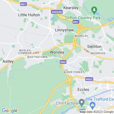 Worsley Park Location