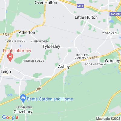Astley Hospital Location
