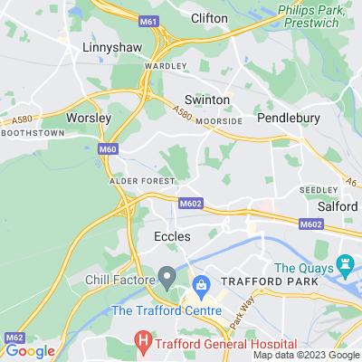 Broadoak Park Location