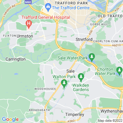 Ashton Park Location