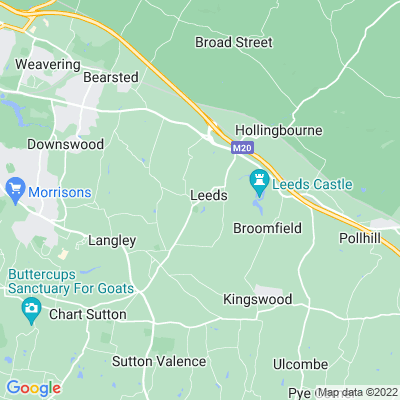 Leeds Abbey Location