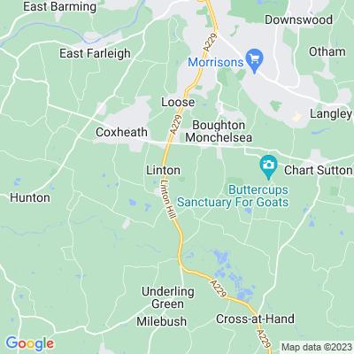 Linton Park Location