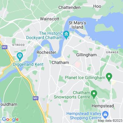Paddock, The, Chatham Location