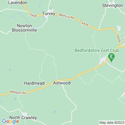 Astwood Grange Location