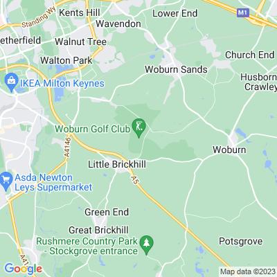 Bow Brickhill Park Location