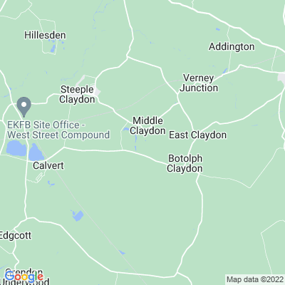 Claydon Location