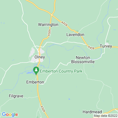 Clifton Manor Location