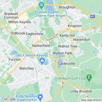 Simpson House Location