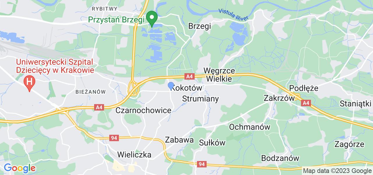 Dostępne w Kokotowie lokalizacje punktów nadania, z których możesz skorzystać, chcąc wysłać turbinę do regeneracji w największym serwisie w Polsce