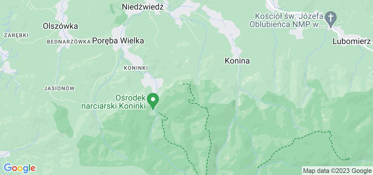 Dostępne w Niedźwiedziu lokalizacje punktów nadania, z których możesz skorzystać, chcąc wysłać turbinę do regeneracji w największym serwisie w Polsce