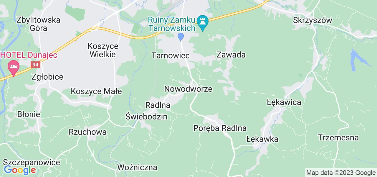Dostępne w Nowodworzu lokalizacje punktów nadania, z których możesz skorzystać, chcąc wysłać turbinę do regeneracji w największym serwisie w Polsce