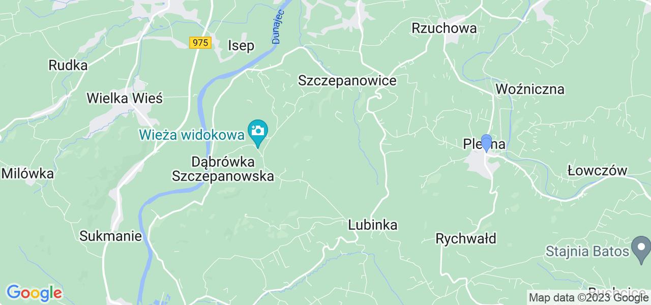 Dostępne w Pleśnej lokalizacje punktów nadania, z których możesz skorzystać, chcąc wysłać turbinę do regeneracji w największym serwisie w Polsce