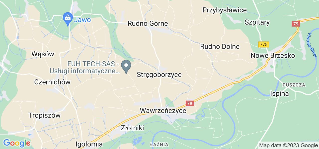 Dostępne w Stręgoborzycach lokalizacje punktów nadania, z których możesz skorzystać, chcąc wysłać turbinę do regeneracji w największym serwisie w Polsce