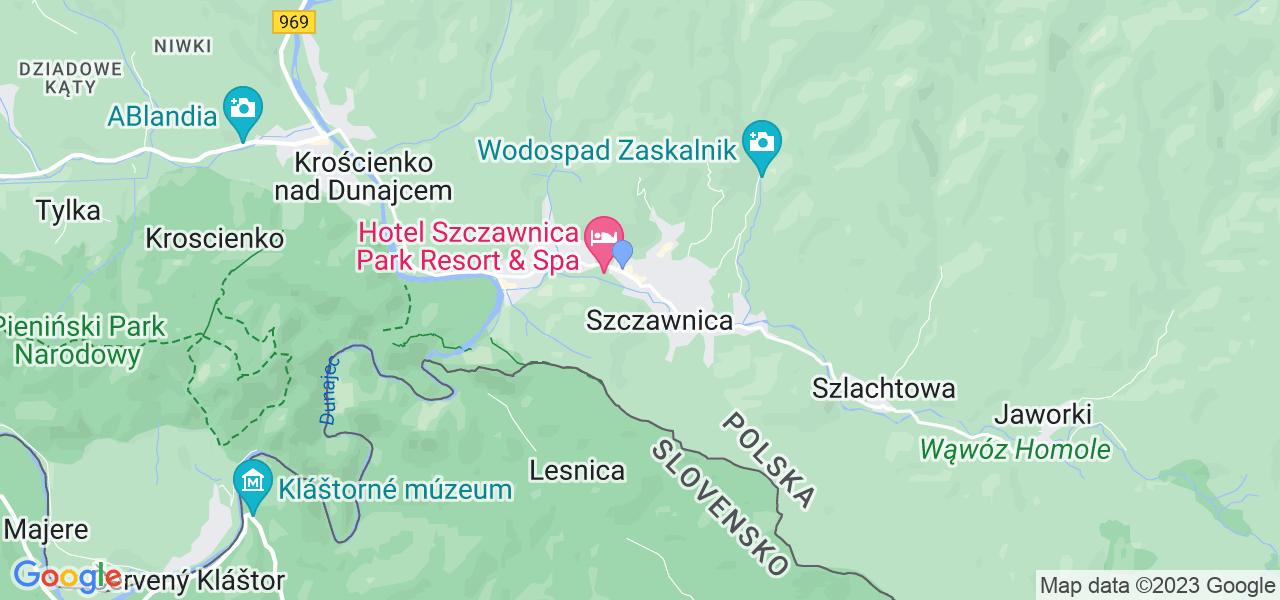 Dostępne w Szczawnicy lokalizacje punktów nadania, z których możesz skorzystać, chcąc wysłać turbinę do regeneracji w największym serwisie w Polsce