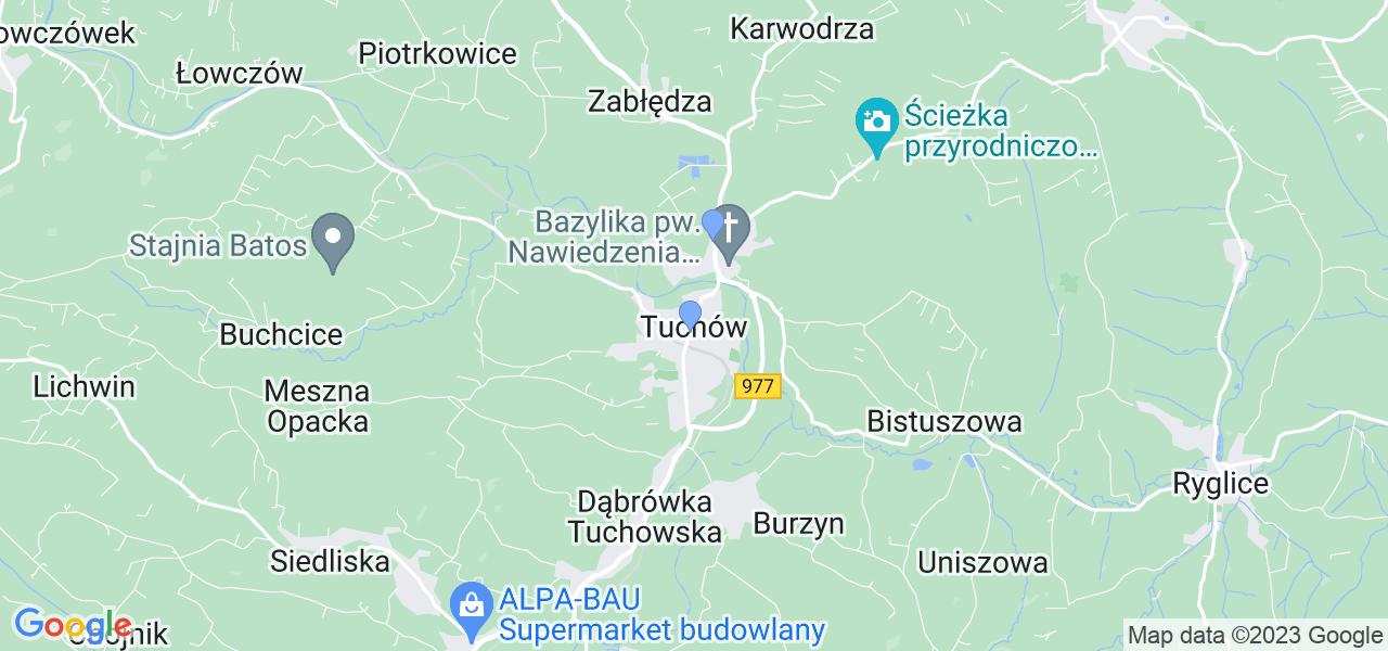 Dostępne w Tuchowie lokalizacje punktów nadania, z których możesz skorzystać, chcąc wysłać turbinę do regeneracji w największym serwisie w Polsce