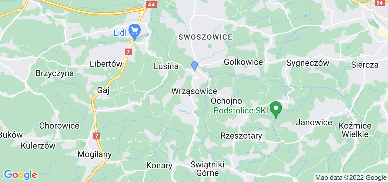 Dostępne w Wrząsowicach lokalizacje punktów nadania, z których możesz skorzystać, chcąc wysłać turbinę do regeneracji w największym serwisie w Polsce