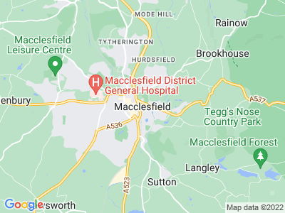 Personal Injury Solicitors in Macclesfield