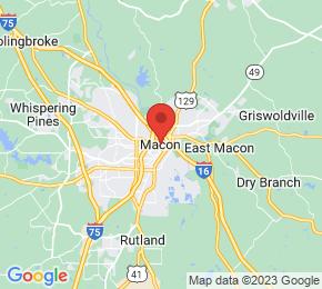 Job Map - Macon, Georgia  US
