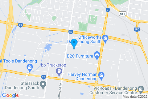 Google Map image of office location