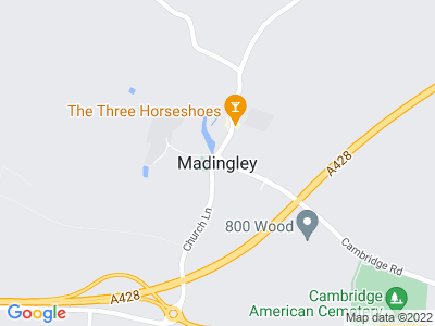 Personal Injury Solicitors in Madingley