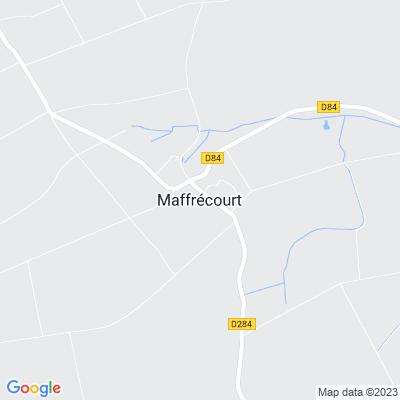 bed and breakfast Maffrécourt