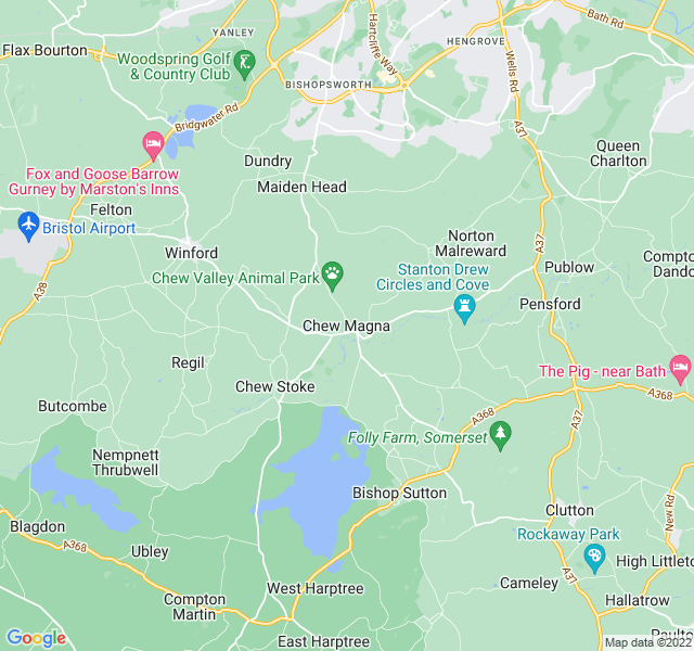 Website Designer Magna Google map of location