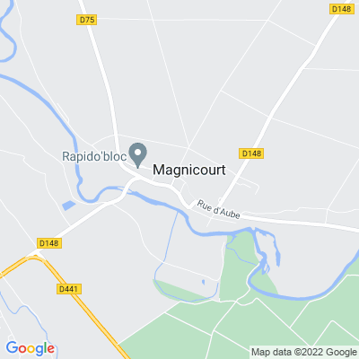 bed and breakfast Magnicourt