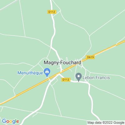 bed and breakfast Magny-Fouchard
