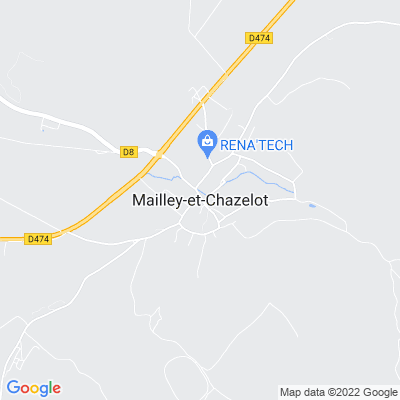 bed and breakfast Mailley-et-Chazelot