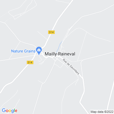 bed and breakfast Mailly-Raineval