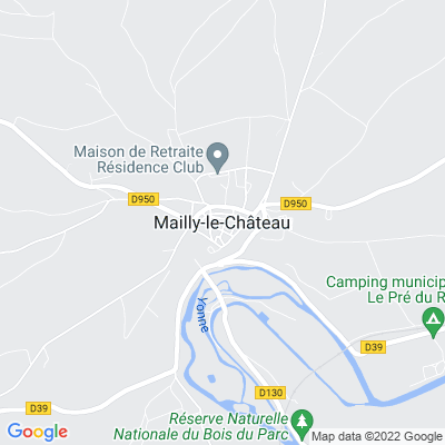 bed and breakfast Mailly-le-Château