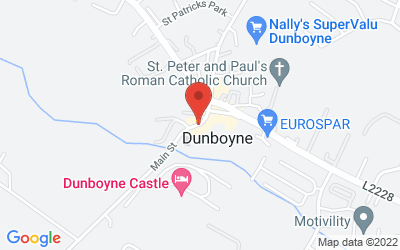 Map of Dunboyne Physiotherapy Clinic