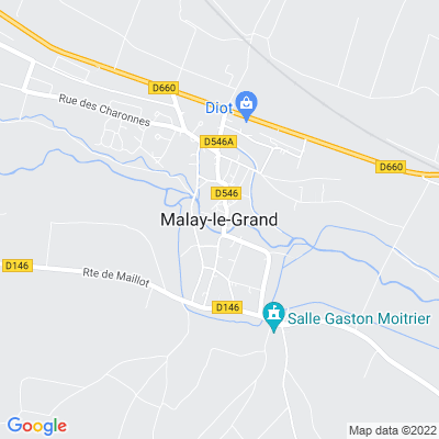 bed and breakfast Malay-le-Grand