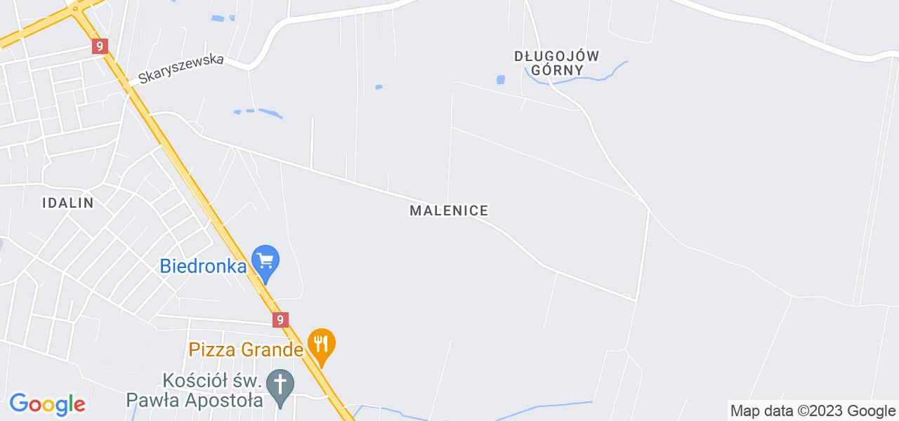Osiedle Malenice w Radomiu – w tych punktach ekspresowo wyślesz turbinę do autoryzowanego serwisu