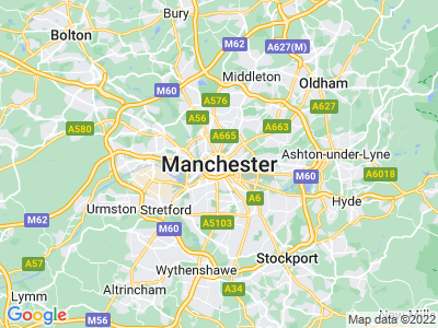 Personal Injury Solicitors in Manchester City