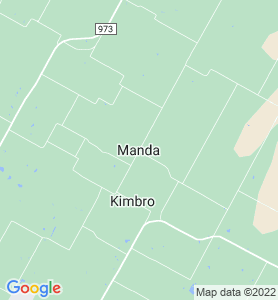 Manda TX Map