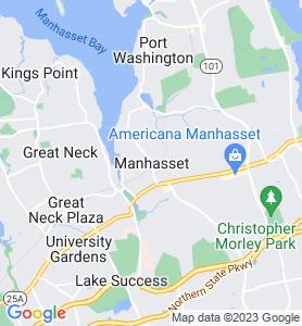 Manhasset NY Map