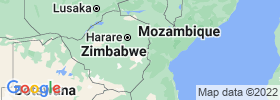 Manicaland map