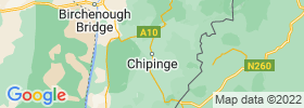 Chipinge map