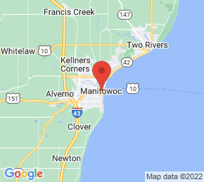 Job Map - Manitowoc, Wisconsin  US