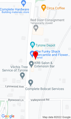 Google Map of Mann Equipment & Truck Sales PO Box 250, Palmetto, GA, 30268