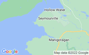 Map of Mantago Bay RV Park & Campground