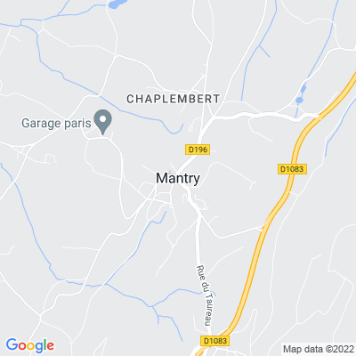 bed and breakfast Mantry