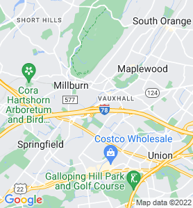 Maplecrest NJ Map