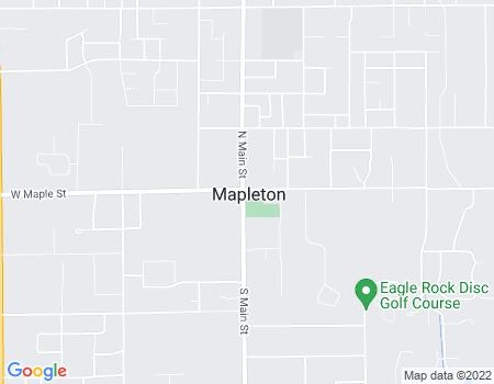 payday loans in Mapleton