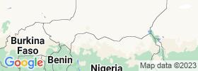 Maradi map