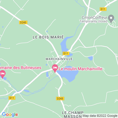 bed and breakfast Marchainville