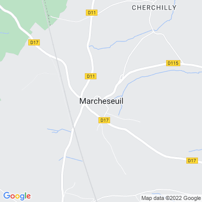 bed and breakfast Marcheseuil